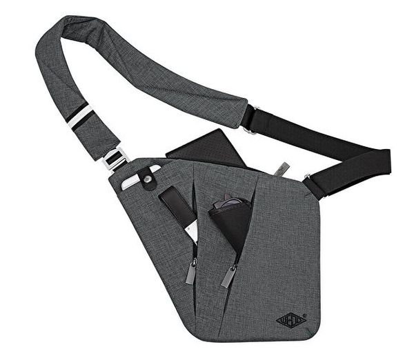 Wedo oldaltáska 31x23x2cm Sling Bag College 59351012