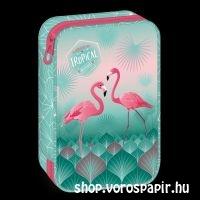 AU tolltartó 134 klapnis kétszintes Flamingo