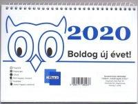 naptár asztali 23 TA 2020-as