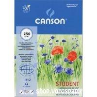 Canson aquarell papír A/3 10l. 250gr