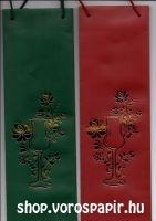 dísztasak D.S. pálinkás 37x9,5 cm