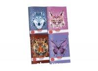 H.füzet A/5 27-32 Wild Animals