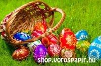 képeslap húsvéti