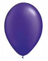léggömb 25cm lila ELU254
