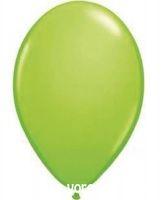 léggömb 25cm világoszöld ELU256