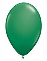 léggömb 25cm zöld ELU255