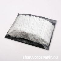 műanyag evőeszköz kávékeverő lapka