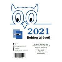 naptár asztali 21 TA 2021-es