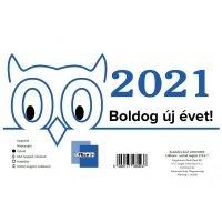 naptár asztali 23 TA 2021-es