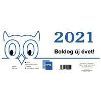 naptár asztali 24 TA 2021-es