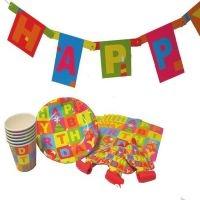 H.party-szett 25részes HappyB. 11450608