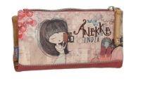 ANEKKE INDIA pénztárca 19x3x10cm 28879-06