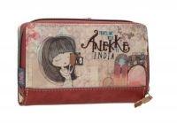 ANEKKE INDIA pénztárca 15x2,5x9,5cm 28879-09