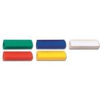 FC radír-ceruzafogó színes 5db-os 185205