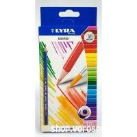 L színesceruza 12-es Osiris akvarell 2531120
