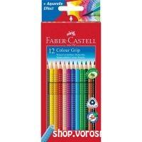 FC színesceruza készlet 12-es GRIP 112412