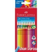 FC színesceruza készlet 24-es GRIP 112424