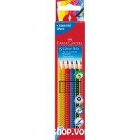 FC színesceruza készlet 6-os GRIP 112406