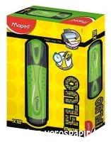 Maped szövegkiemelő Fluo Peps zöld 742533