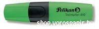 Pelikan szövegkiemelő 490 zöld