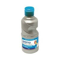 L tempera Giotto 250 ml ezüst 531402