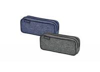 H.tolltartó 2 cipzáras dupla textil 50027682