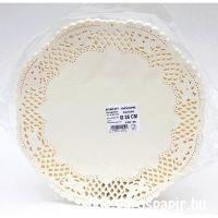 tortapapír kerek 260 mm