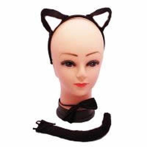 P.jelmez fekete cica 3db-os