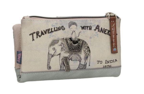 ANEKKE INDIA pénztárca 17x2x10cm 28879-07