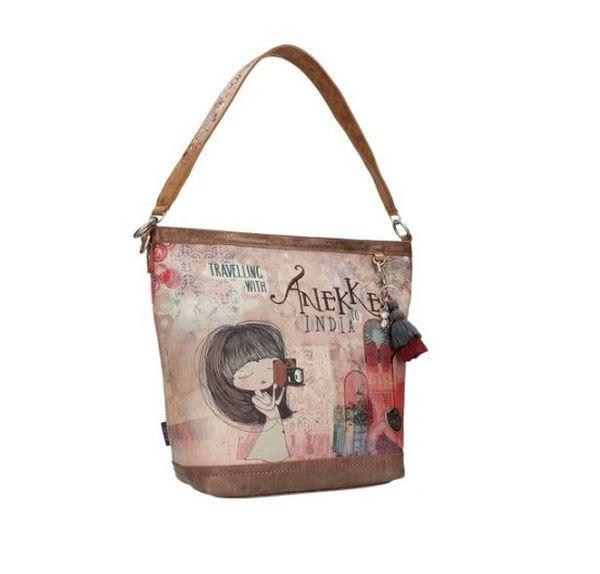 ANEKKE INDIA táska 34/26x12,5x32cm 28872-38